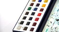 Free Paintbox Stock Photo - 18393480