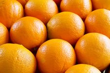 Free Oranges, Format Filling Royalty Free Stock Photos - 18393718