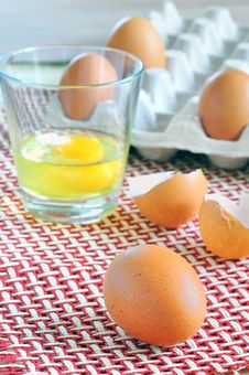 Free Eggs Stock Images - 18393934