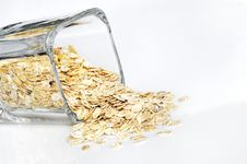 Free Barley Flakes Stock Photos - 18393943