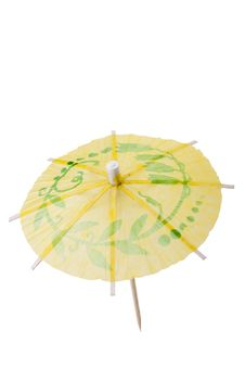 Free Paper Umbrella Royalty Free Stock Photography - 18394597