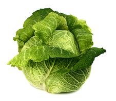 Free Cabbage Stock Photography - 18396122