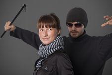 Free Robbery Stock Photo - 18396360