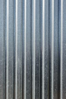 Free Striped Metal Background Royalty Free Stock Photography - 18396637