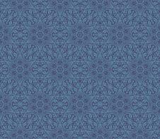 Free Seamless Damask Pattern Stock Photography - 18397172