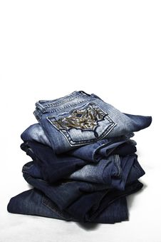 Free Denim Royalty Free Stock Images - 18397189