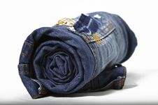 Free Denim Royalty Free Stock Image - 18397436