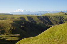 Free Elbrus Caucasus Mountains Stock Photo - 18397580