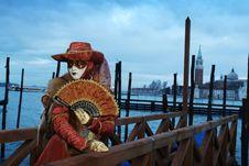 Free Carnival In Venice, Italy Royalty Free Stock Photo - 18397735