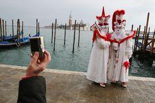 Free Carnival In Venice, Italy Stock Photos - 18397903