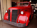 Free Antique Firefighters Truck Stock Photography - 1846852