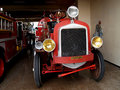 Free Antique Firefighters Truck Royalty Free Stock Photos - 1846978
