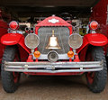 Free Antique Firefighters Truck Royalty Free Stock Photography - 1846987