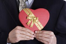 Free Holding Heart Stock Photos - 1840163