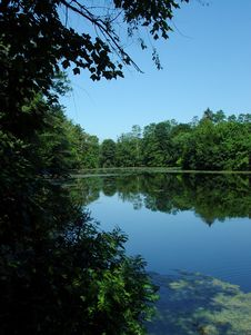 Free Nashawannuck Pond Three Royalty Free Stock Photo - 1840185