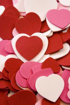 Free Heart Foam Royalty Free Stock Image - 1840356
