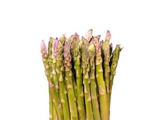 Free Green Asparagus Stock Photography - 1840842