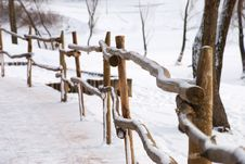 Free Village Fence Stock Photo - 1840940