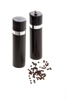 Free Salt And Pepper Stock Photo - 1842040