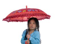 Free Under The Umbrella 4 Stock Photo - 1842130