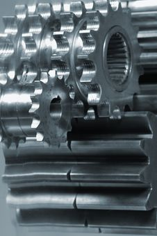 Free Gear Machinery Concept Royalty Free Stock Photo - 1842185
