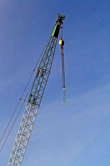 Free Hoisting Crane Stock Images - 1843254