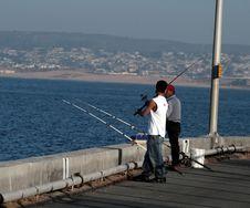 Free Fishermen Stock Photos - 1843453