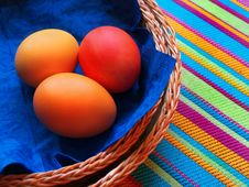 Free Easter Still Life Stock Images - 1843704
