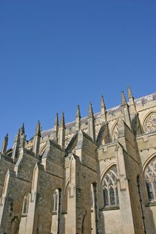 Free Exeter Cathedral Royalty Free Stock Photos - 1843988
