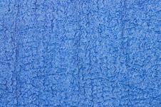 Free Blue Fibres Royalty Free Stock Photo - 1844155