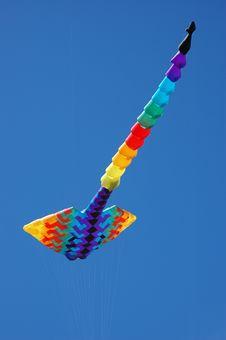 Free Kite In The Sky Royalty Free Stock Photos - 1844698