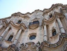 Free San Carlos And San Ambrosio Seminar Stock Photo - 1845130