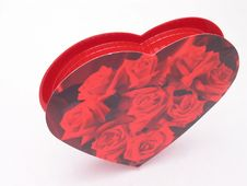 Free Valentines Candy Box - Roses 4 Royalty Free Stock Images - 1845979