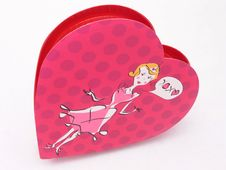 Free Valentines Candy Box - XOXO 4 Royalty Free Stock Image - 1846006