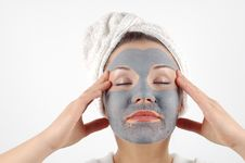 Free Beauty Mask 18 Royalty Free Stock Image - 1848506