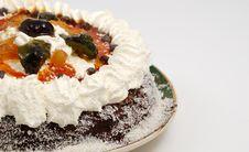 Free Birthday Cake Royalty Free Stock Photo - 1848735
