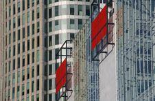 Free Red Squares Stock Image - 1848801