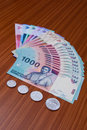 Free Asian Currency Royalty Free Stock Images - 18403559