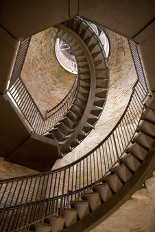 Free Spiral Staircase Stock Images - 18401114