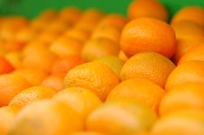 Free Oranges In Supermarket Stock Photo - 18401550