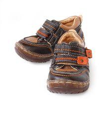 Free Pair Child Little Boot Stock Photos - 18401703