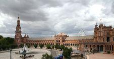Free Plaza De Espana Stock Image - 18401901