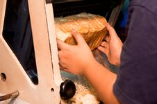 Free Slicing Bread Stock Image - 18402381