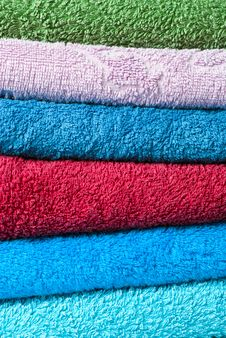 Free Towels Royalty Free Stock Photos - 18403918