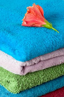 Free Towels Stock Photo - 18403950