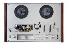 Free Vintage Analog Recorder Stock Image - 18405221