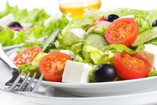 Free Salad Royalty Free Stock Image - 18405676
