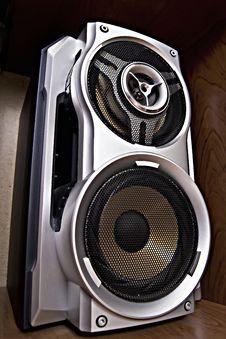 Free Audio Speaker Stock Photos - 18405693