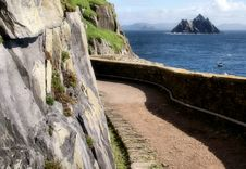 Free Skellig Islands Stock Photos - 18407233