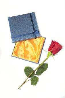Free Gift Box Royalty Free Stock Photos - 18407278